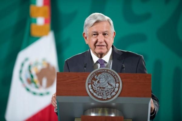 Presentan informe de protección a candidatas y candidatos; «que el pueblo elija libremente», refrenda presidente