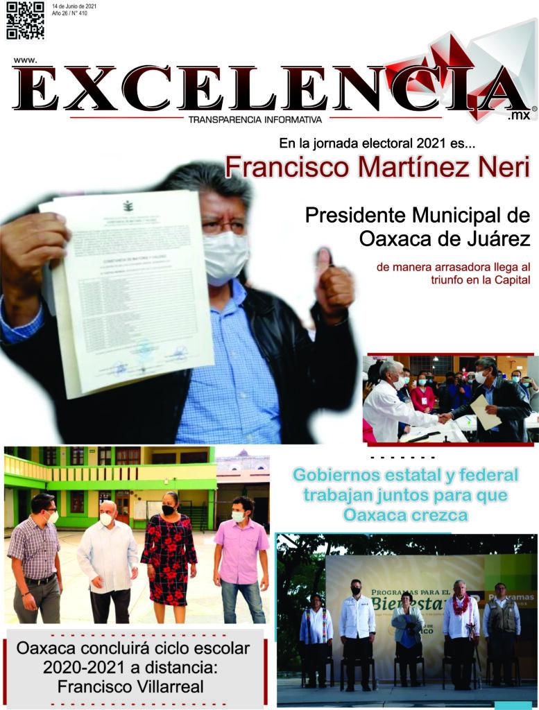 Neri Presidente Municipal Electo
