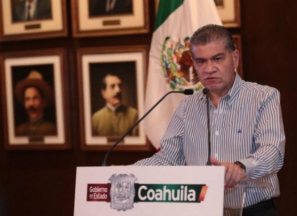espera niveles de contratación por encima de la media nacional en los próximos meses, dijo el gobernador Miguel Ángel Riquelme Solís.