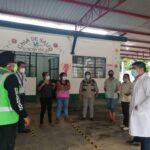 vigilancia epidemiológica, promoción y prevención a la salud, en cinco municipios afectados por los fenómenos hidrometereológicos