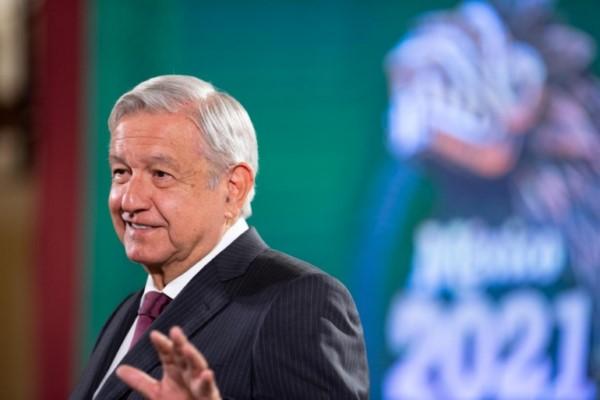 un millón de aplicaciones por día, informó el presidente Andrés Manuel López Obrador.