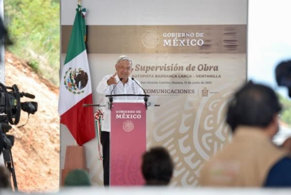 Al mismo tiempo, reconoció el compromiso de las empresas a cargo de la ejecución de la obra que hoy visitó.