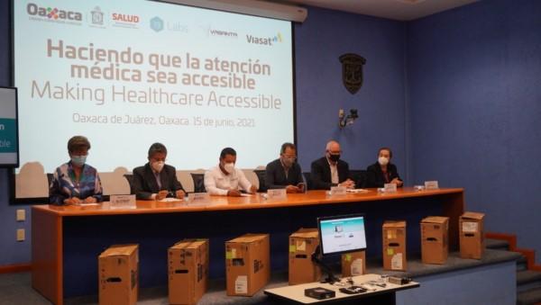 Se ampliará la atención de especialidad a distancia en tres y seis centros de Salud Rurales y Urbano