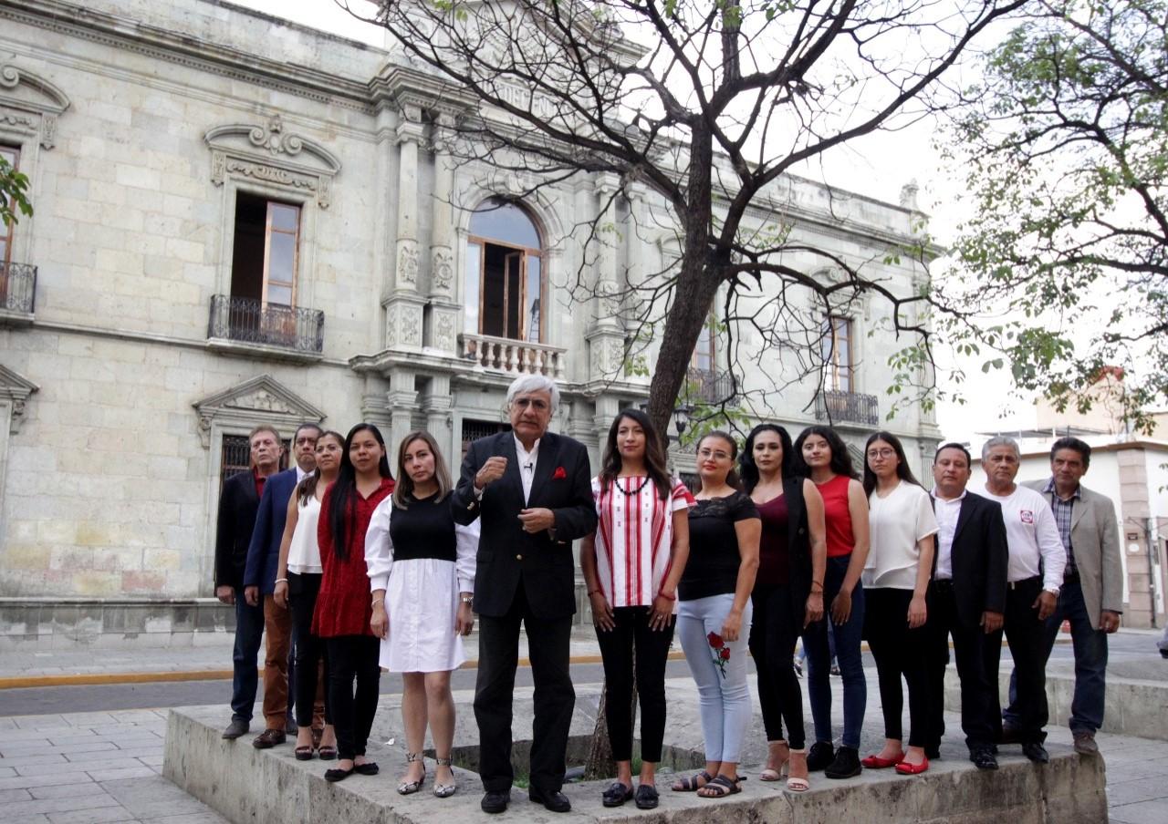 Voto razonado y de conciencia, no utilitario, pide Raúl Castellanos