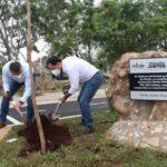 Mauricio Vila Dosal y el Alcalde de Mérida, Alejandro Ruz Castro, refrendan su compromiso en lograr una Mérida y Yucatán más sustentable.