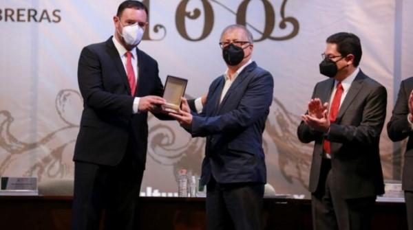 •Comienzan formalmente las Jornadas Lopezvelardeanas 2021 en el Teatro Hinojosa, del Pueblo Mágico de Jerez