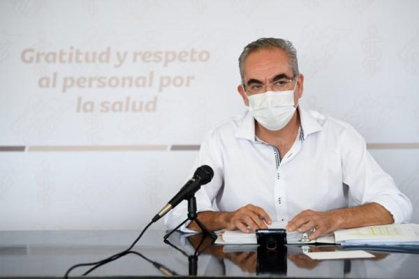 -Los Servicios de Salud reconvierten seis hospitales generales; así como otro CESSA