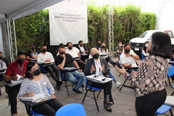 • El gobierno estatal alcanzó estos resultados del 20 de junio de 2019 a la fecha • Puebla se suma a la conmemoración del Día Internacional de las Víctimas de Desapariciones Forzadas