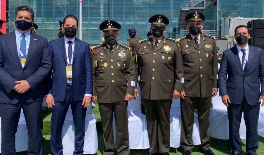 ciencia, tecnología innovación y desarrollo económico, Tamaulipas participa en la Feria Aeroespacial México 2021,