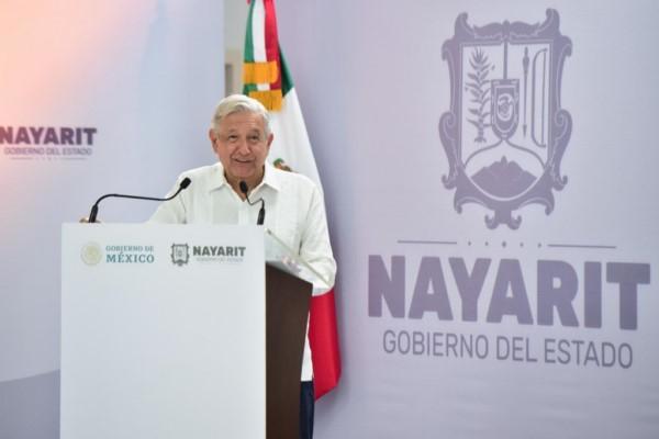 sostuvo que continuarán las obras y acciones para el desarrollo en las regiones norte y centro del estado.