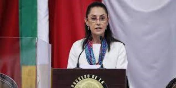 Presento, frente al Congreso de la Ciudad de México el Tercer Informe de Gobierno
