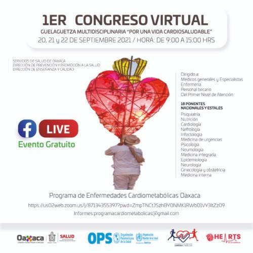 · Ello como parte de la implementación de la Estrategia HEARTS y en el marco de las actividades conmemorativas por el Día Mundial del Corazón